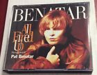 PAT BENATAR All Fired Up The Very Best CD 2-Disc 1994 Chrysalis Records