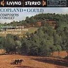 Copland GOULD CD Appalachian Spring; The Tender Land Suite Fall River Legend