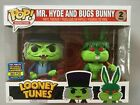 Funko Pop Mr. Hyde & Bugs Bunny Exclusive. Looney Tunes Limited Edition of 850