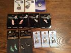 Lot Of 12 Jewelry Charms Purses Handbags Shoes Butterfly
