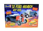 Revell 85-2616 '32 Ford Highboy Hot Rod 3 'n 1 Model Kit Huge 1:8 Scale SEALED