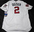 Authentic! Majestic, 40 MEDIUM, MINNESOTA TWINS, BRIAN DOZIER, ON FIELD Jersey