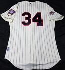Authentic AUTHENTIC 48 XL, MINNESOTA TWINS KIRBY PUCKETT COOL BASE Jersey SHARP!