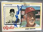 Top 10 Sparky Anderson Baseball Cards 24