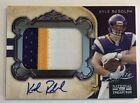 What Are the Most Valuable 2011 National Treasures Football Cards? 22