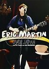 ERIC MARTIN WITH PAT TORPEY AND JOHN McNAMARA OVER JAPAN DVD + 2 CD SET F/S NEW