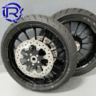 Harley Street Glide Special Front Take Off Talon Wheels Tires Rotors 09+ Bag