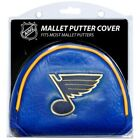 Team Golf NHL St Louis Blues Golf Club Mallet Putter Headcover Fits Most Malle