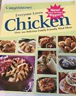 Weight Watchers Everyone Loves Chicken 2005 PB EUC 200+ Family Friendly Menu