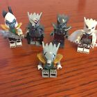 Lego Legend Of Chima Minifigure Lot of 5 Plus some Accessories Figures