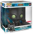 FUNKO POP! #686 HOW TO TRAIN YOUR DRAGON TOOTHLESS 10 INCH TARGET EXCLUSIVE NEW