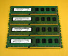 Micron 16GB 4x 4GB PC3 12800 DDR3 Dell Optiplex 790 580 990 XPS 8000 8100 Memory