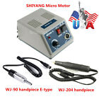 Us Dental Lab Shiyang Micro Motor Polishing Machine 35krpm Polishing Handpiece