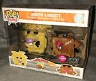 FUNKO POP ANIMATION NICKELODEON ANGRY BEAVERS DAG & NORB FYE EXCLUSIVE TWO PACK