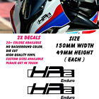 BMW HP2 Enduro Decal Sticker Graphic Motorcycle Fairing Motorbike Racing
