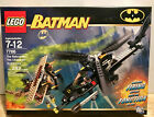 LEGO Batman The Batcopter Chase for the Scarecrow Set 7786 293 pieces NEW 2007
