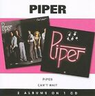 PIPER: PIPER/CAN'T WAIT CD -  RARE - OOP