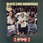 Black Oak Arkansas: Live! Mutha CD - RARE - OOP