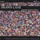 Powers of Ten Live! by Shawn Lane (Guitar) 2006 live SHRED CD
