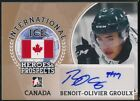 2016-17 Leaf ITG Heroes & Prospects Hockey Cards - Checklist Added 22