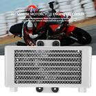 125ml Motorcycle Engine Oil Cooler Cooling Radiator for 125CC 250CC Silver hh