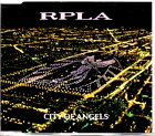 R P L A  - CITY OF ANGELS - 4 TRACK 1991 CD SINGLE - NEAR MINT