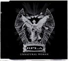 R P L A  - UNNATURAL WOMAN - 4 TRACK 1991 CD SINGLE - MINT