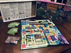 SWAMP THING BATTLE FOR THE BAYOU Game Full Set Great Condition by Rose Art