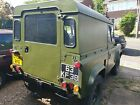 LARGER PHOTOS: Land Rover Defender 90 200tdi ex military MOD 1986