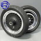 Harley Fatboy Take Off Wheels Tires Rotors  Pulley 2008 2014
