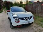 LARGER PHOTOS: Nissan Juke 1.2 DIG-T Tekna (s/s) 5dr White 2016 Private plate