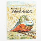 America Is Going Places General Electric Railway Trolley Magazine 1962