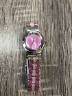 Extensible pleasure Pink Swatch irony Watch- New! 2005