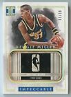 Reggie Miller Rookie Card and Autograph Memorabilia Guide 13