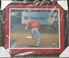 Mike Trout Signed 16x20 Photo - Steiner & MLB Authentication