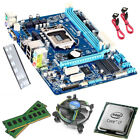 Intel i7 Quad Core 8GB Gigabyte Gaming Motherboard CPU RAM Desktop PC Combo
