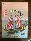 Lego 6285 Black Seas Baracuda Pirate Ship