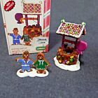 Lemax Sugar N Spice Wishing Well of Delights Holiday Christmas Village 2004