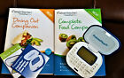 WEIGHT WATCHERS Points Plus CALCULATOR COMPLETE FOOD DINING OUT COMPANION BOOKS