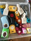 lot of paper craft punches