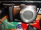 Panasonic LUMIX DMC-TZ5 9.1MP Digital Camera - BLACK IN V.G.C.