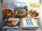 5 Weight Watchers CookBooks Recipes Meal Planning Diet Cooking Diet Cook Books