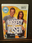 Biggest Loser Nintendo Wii 2009 Pre Owned with Instruction Book