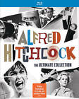 The Alfred Hitchcock The Ultimate Collection Blu ray Disc 2017 17 Disc Set