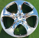 OEM Mercedes Benz S550 Chrome WHEELS Set 4 NEW 2019 Factory 20 inch S600 S Class