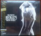 The Pretty Reckless Going to Hell Deluxe Edition Japan LTD SHM-CD+DVD VIZP-130