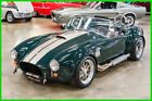 1965 Ford Cobra 1965 Backdraft Racing AC Cobra 342ci/450hp Roush V8 Automatic 65 1965 Backdraft Racing 427 AC Cobra Shelby Ford 342ci Roush V8 Automatic