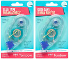Tombow Mono Permanent Adhesive Refill 62107 for use in Tombows 62106 2 Pack