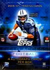 2015 TOPPS FIELD ACCESS FOOTBALL HOBBY 12 BOX CASE