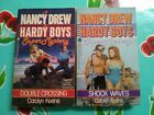 NANCY DREW  HARDY BOYS super mys 13 books Very good cond 1988 93 all 1st edit